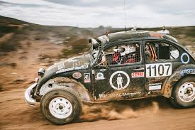 rally truck racing taking on the world u0027s most difficult off road race in a vw bug vice