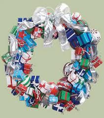 presents duct tape christmas wreath u0026 create christmas wonder at