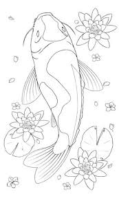 image result for minimalist fish drawing awesome art pinterest