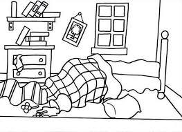 dessin chambre 38 dessins de coloriage chambre à imprimer sur laguerche com page 1