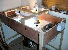 how to build a tortoise table diy tortoise table petdiys com