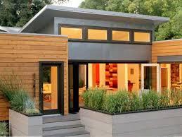 tour this ecofriendly modular home elegant modern small