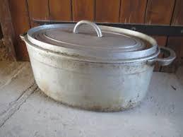 faitout et cuisine ancienne grande gamelle en alu vintage faitout de cuisine ebay