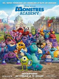 monsters university movie poster 14 21 imp awards