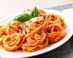 cuisiner la tomate recette spaghetti à la sauce tomate facile