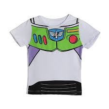 Buzz Lightyear Halloween Costume Amazon Toy Story Buzz Toddler Shirt Clothing