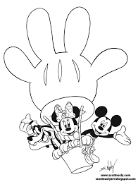 coloring page mickey mouse printable 24 mickey mouse clubhouse coloring pages 5657 donald