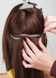 sewed in hair extensions what s your hair extension method