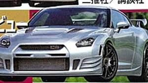 nissan skyline le mans rendered speculation nissan gt r le mans edition with 600hp