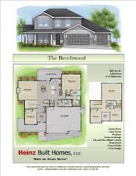 Beechwood Homes Floor Plans Sample Home Plans Boise Custom Home Builder