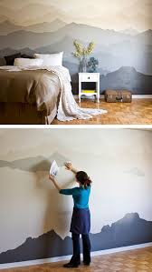 25 unique painted wall art ideas on pinterest house wall