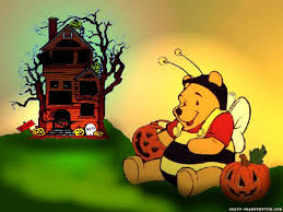 cartoon halloween pic cute halloween desktop wallpaper wallpapersafari