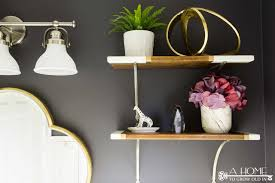 Powder Room Lights Powder Room Makeover Reveal Transitional Farmhouse Style