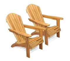 Adirondack Chair With Ottoman Adirondack Chair Ottoman Teak Chair Pair Set Save Adirondack Chair