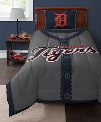 Detroit Tigers Crib Bedding This Detroit Tigers Comforter Set By Idea Nuova On
