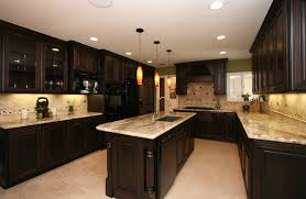 kitchen colors with oak cabinets and black countertops kitchen breathtaking oak cabinets painting kitchen cabinets