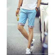 mens light blue shorts variety of styles for men light blue shorts straight leg floral