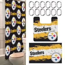 nfl shop pittsburgh steelers pittsburgh steelers bedding u0026 bath