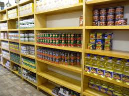 our food pantry m i lewis social service center