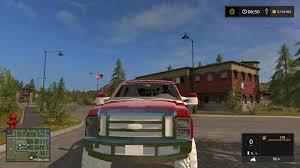 97 Ford F350 Truck Bed - ford f350 work truck v2 fs17 farming simulator 2015 15 mod