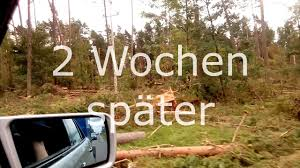 Weserlandklinik Bad Seebruch Unwetter In Polen 2017 Youtube