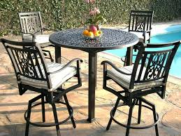 High Patio Dining Sets Patio Ideas Tall Patio Table And Stools Tall Patio Furniture