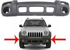 jeep liberty front bumper bumpers parts for 2004 jeep liberty ebay