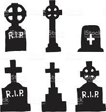 halloween headstones headstones clipart