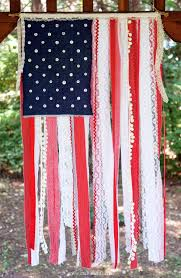 American Flag Backdrop 4 Th Of July Crafts Minnie Mouse And Tmnt Monday Link Party