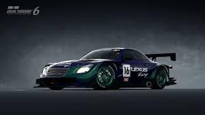lexus racing car lexus sc430 gt500 base model u002708 gran turismo 6 kudosprime com