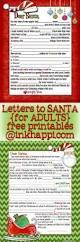 Thanksgiving Madlib Santa Letter Wink Wink 2014 Version Is Here Inkhappi