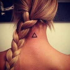 Tattoo Ideas For Back Of Neck Back Of The Neck Tattoo Ideas And Inspiration Popsugar Beauty