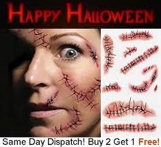 zombie make up ebay