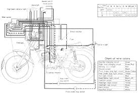 ct1 175 enduro motorcycle wiring schematics diagram