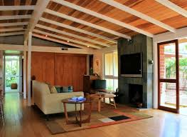 may ranch different look for a cliff may ranch house ceiling white beams