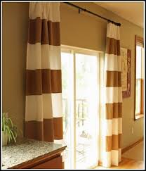 Red White Striped Curtains Fabulous Gold And White Striped Curtains And Curtains Ideas Black