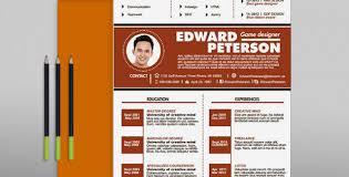 Creative Online Resumes by Cv Online Devpost