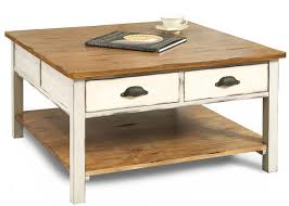Holmwood Furniture Somersworth Nh by Flexsteel Chateau Two Tone Square Two Drawer Cocktail Table Ahfa