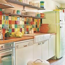 colorful kitchen backsplash colored subway tile marvelous white subway tile