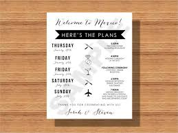 wedding itinerary template for guests wedding itinerary template free word pdf documents kukkoblock