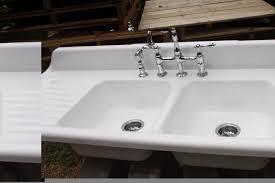Kitchen Sinks With Backsplash Kitchen Sink With Drainboard And Backsplash Ppi