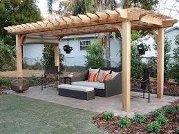 Diy Backyard Patio Ideas by Best 25 Outdoor Structures Ideas On Pinterest Farmhouse Outdoor