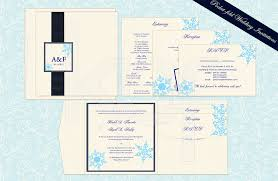 pocket fold winter 01 pocket fold wedding invitation kalidad