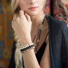 rose quartz stone bracelet images Lava stone bracelet stone of strength scout curated wears jpg