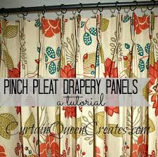 Pinch Pleat Drapery Panels Pinch Pleat Drapery Panels U2013 Tutorial