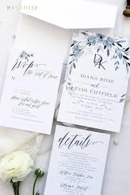 best 25 blue wedding invitation sets ideas on pinterest blue