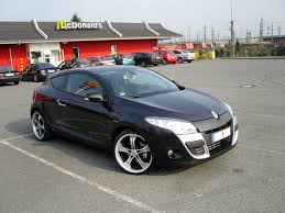 gallery of renault megane iii coupe