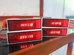 membuat jam digital led besar membuat jam digital sendiri dengan 7 segmen dan kumpulan led blog
