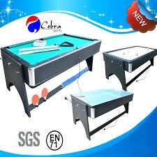 3 in 1 pool table air hockey 2 in 1 ping pong pool table solomailers info