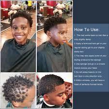 hair twist sponge double side hair twist curl sponge safe hair twist sponge brush